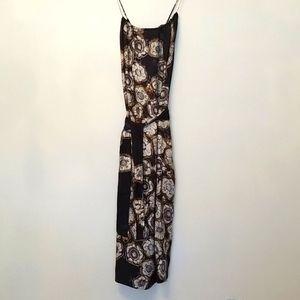 Dries Van Noten silk slip dress